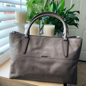 Coach Napa Leather Borough bag